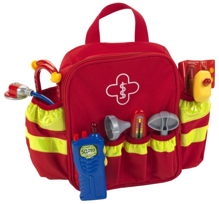 Nietypowy Okaz Zestaw strażacki dla dzieci - zabawki strażackie MW53